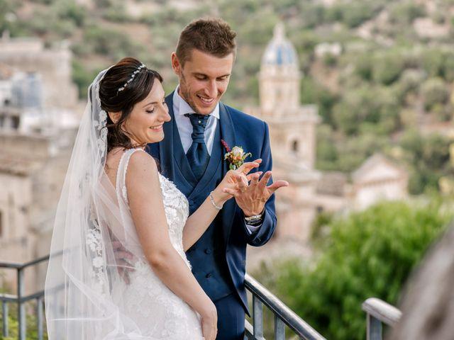 Il matrimonio di Marilena e Sebastiano a Ragusa, Ragusa 58