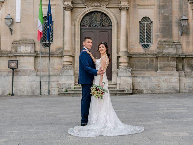 Il matrimonio di Marilena e Sebastiano a Ragusa, Ragusa 62