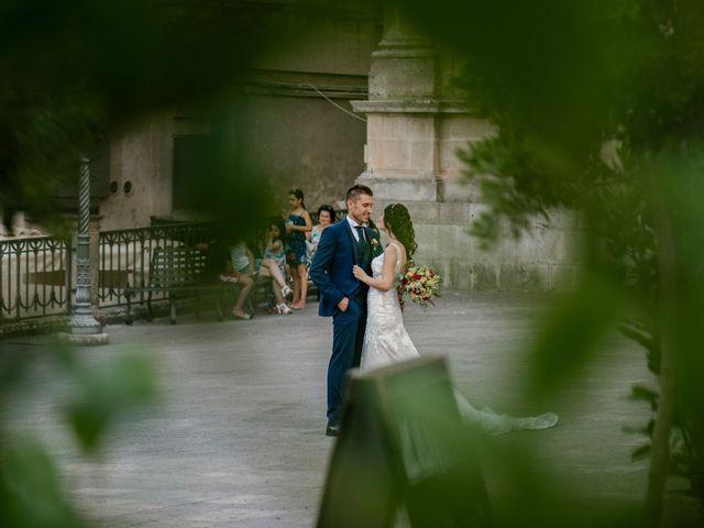 Il matrimonio di Marilena e Sebastiano a Ragusa, Ragusa 64