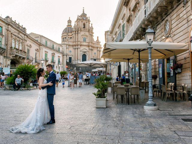 Il matrimonio di Marilena e Sebastiano a Ragusa, Ragusa 65