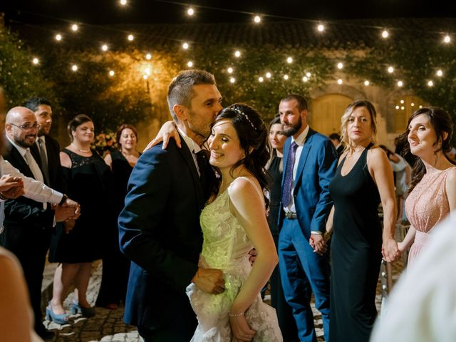 Il matrimonio di Marilena e Sebastiano a Ragusa, Ragusa 78