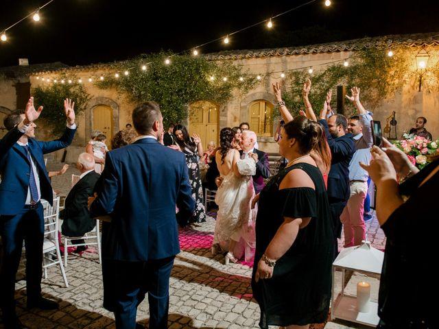 Il matrimonio di Marilena e Sebastiano a Ragusa, Ragusa 79