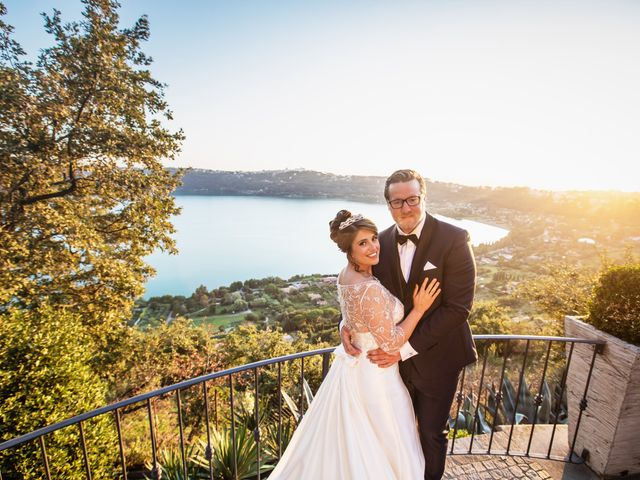 Le nozze di Martin e Manuela