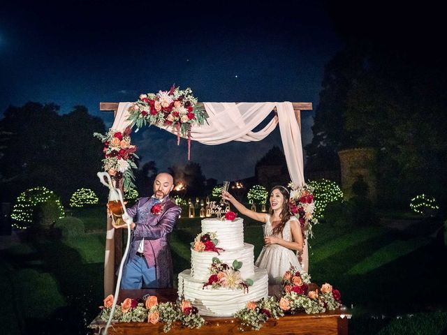 Il matrimonio di Andrea e Valentina a Filago, Bergamo 2