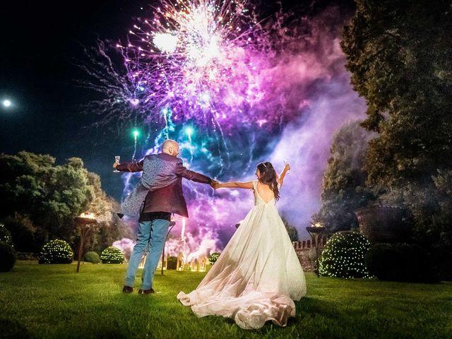 Il matrimonio di Andrea e Valentina a Filago, Bergamo 3