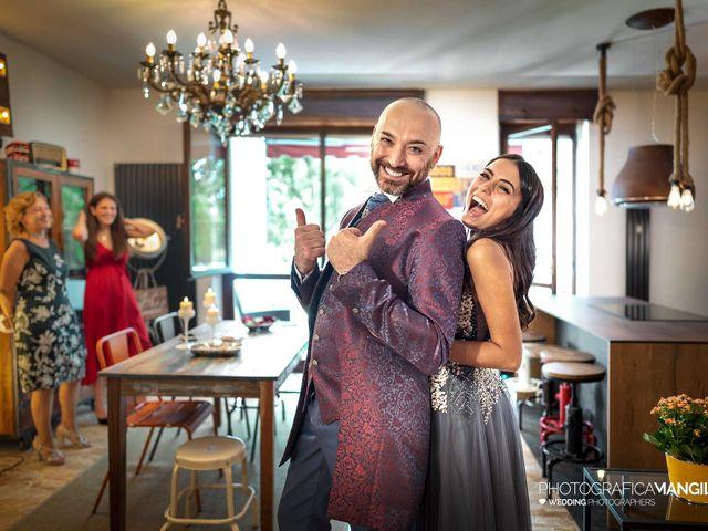 Il matrimonio di Andrea e Valentina a Filago, Bergamo 9