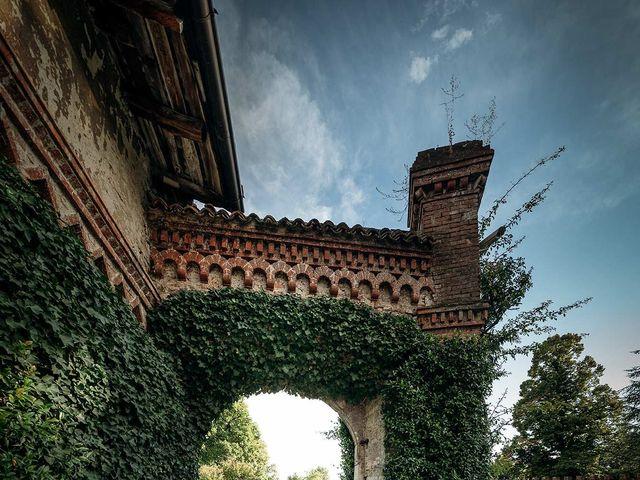 Il matrimonio di Andrea e Valentina a Filago, Bergamo 16