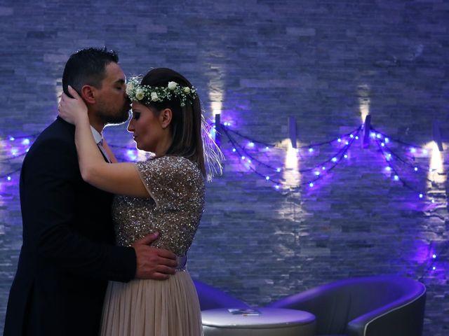 le nozze di Paola e Tonino