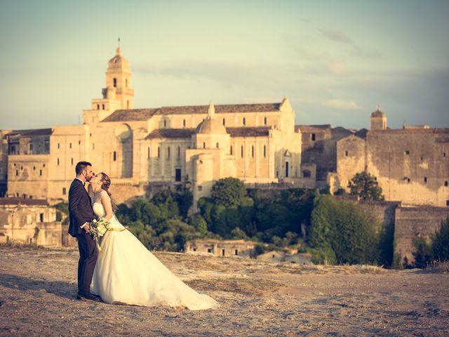 Il matrimonio di Laura e Nicola a Gravina in Puglia, Bari 14