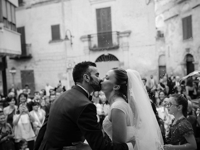 Il matrimonio di Laura e Nicola a Gravina in Puglia, Bari 25