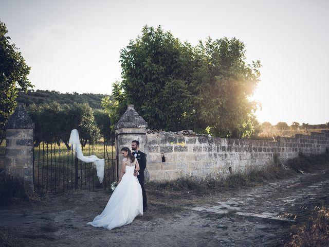 Il matrimonio di Laura e Nicola a Gravina in Puglia, Bari 28