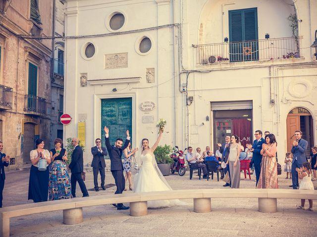 Il matrimonio di Laura e Nicola a Gravina in Puglia, Bari 29