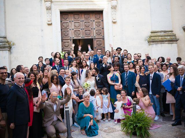 Il matrimonio di Laura e Nicola a Gravina in Puglia, Bari 52