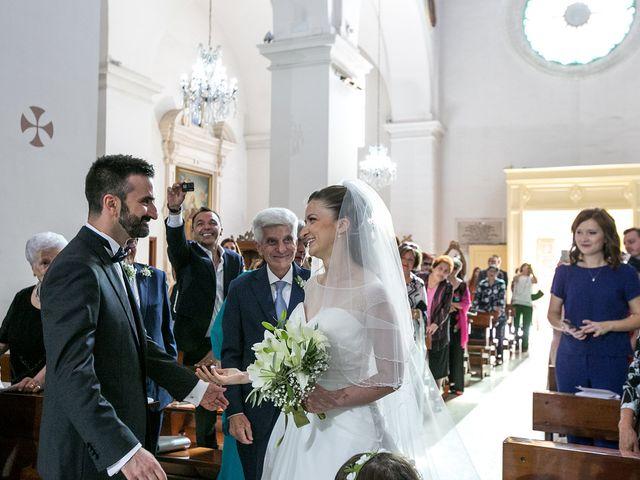 Il matrimonio di Laura e Nicola a Gravina in Puglia, Bari 80