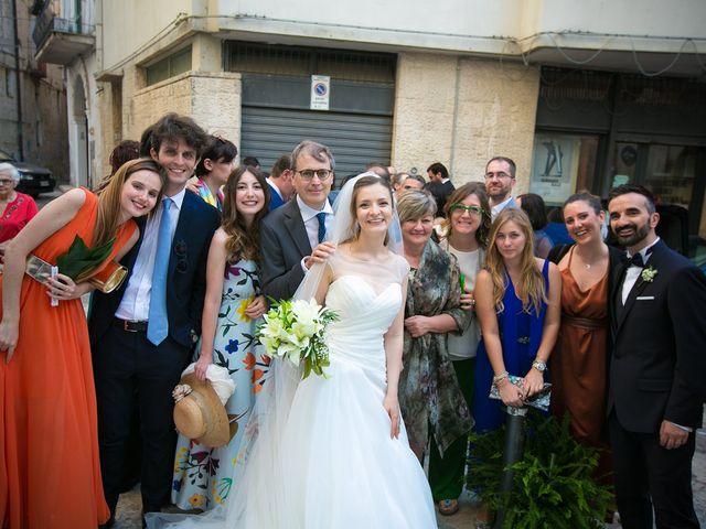 Il matrimonio di Laura e Nicola a Gravina in Puglia, Bari 81