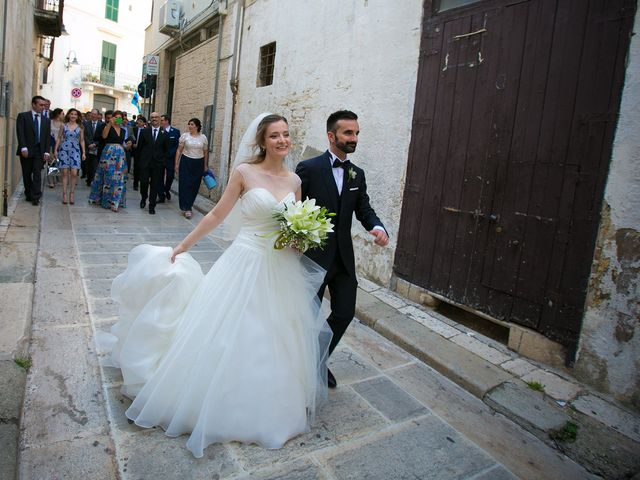 Il matrimonio di Laura e Nicola a Gravina in Puglia, Bari 83