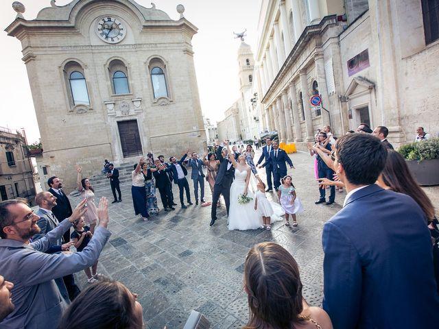 Il matrimonio di Laura e Nicola a Gravina in Puglia, Bari 85