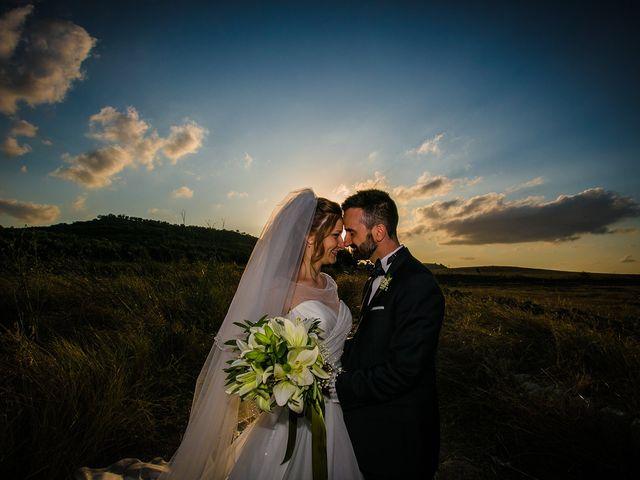 Il matrimonio di Laura e Nicola a Gravina in Puglia, Bari 87