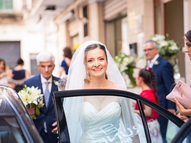 Il matrimonio di Laura e Nicola a Gravina in Puglia, Bari 95