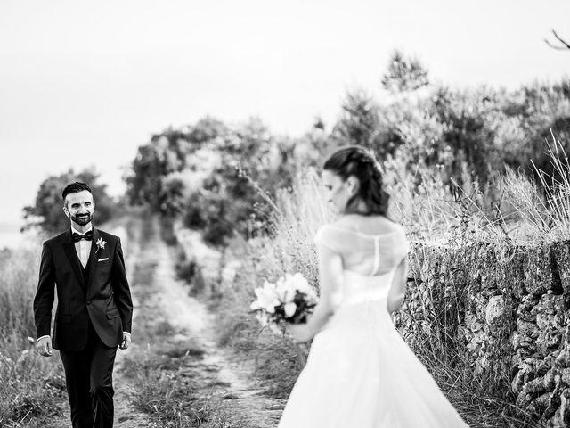 Il matrimonio di Laura e Nicola a Gravina in Puglia, Bari 108