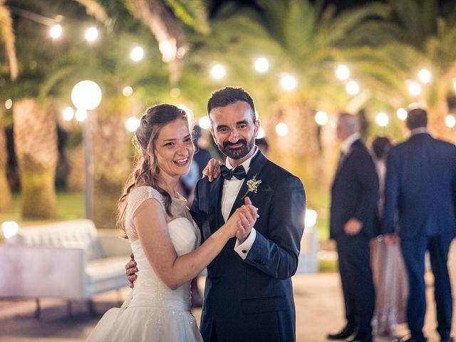 Il matrimonio di Laura e Nicola a Gravina in Puglia, Bari 112