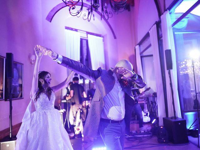 Il matrimonio di Andrea e Valentina a Filago, Bergamo 25
