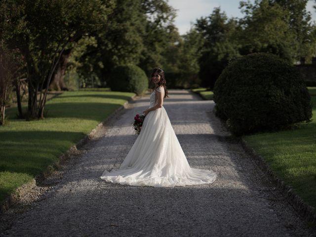 Il matrimonio di Andrea e Valentina a Filago, Bergamo 34