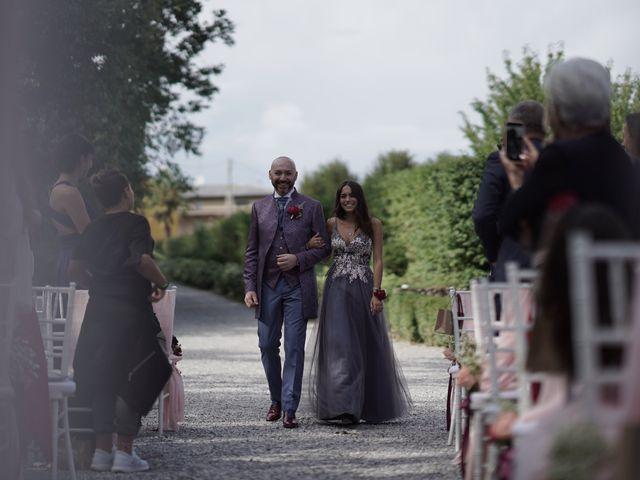 Il matrimonio di Andrea e Valentina a Filago, Bergamo 64