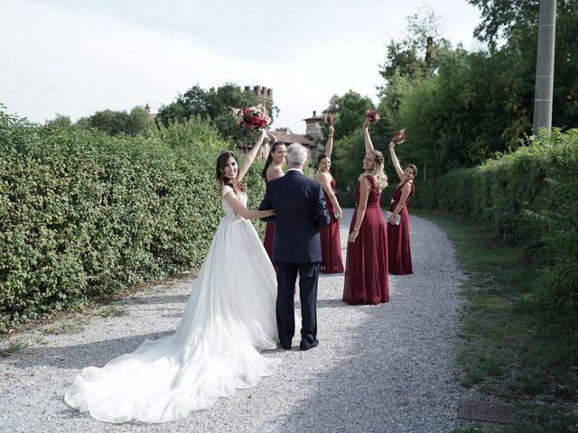 Il matrimonio di Andrea e Valentina a Filago, Bergamo 72