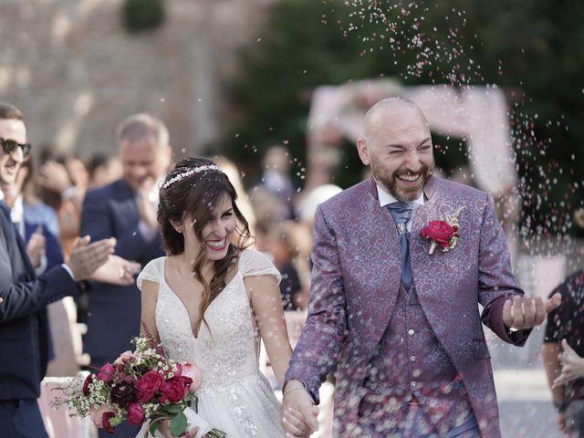 Il matrimonio di Andrea e Valentina a Filago, Bergamo 82