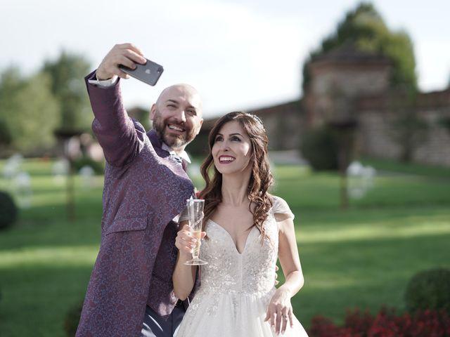 Il matrimonio di Andrea e Valentina a Filago, Bergamo 88
