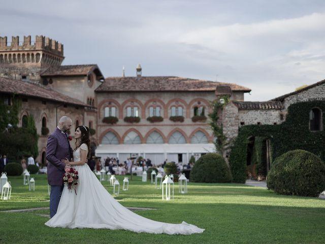 Il matrimonio di Andrea e Valentina a Filago, Bergamo 96