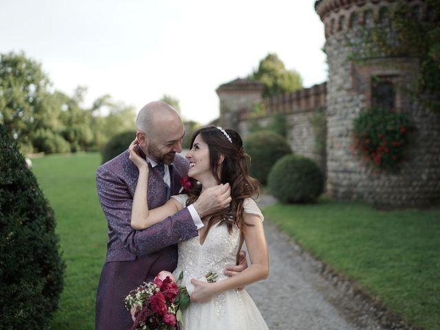 Il matrimonio di Andrea e Valentina a Filago, Bergamo 98