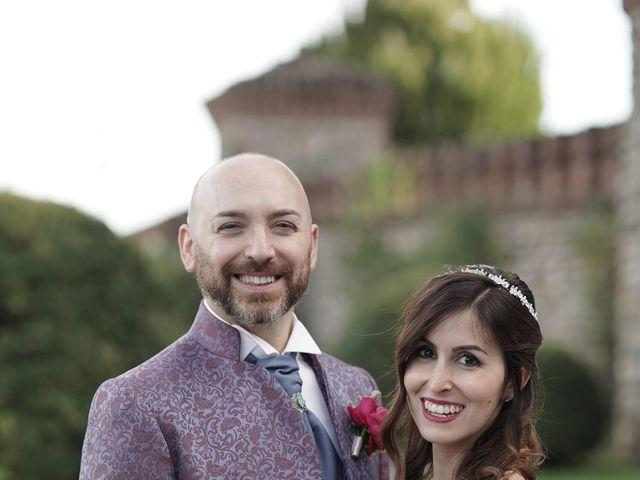Il matrimonio di Andrea e Valentina a Filago, Bergamo 100
