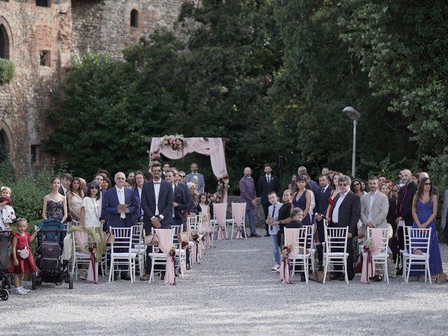 Il matrimonio di Andrea e Valentina a Filago, Bergamo 69