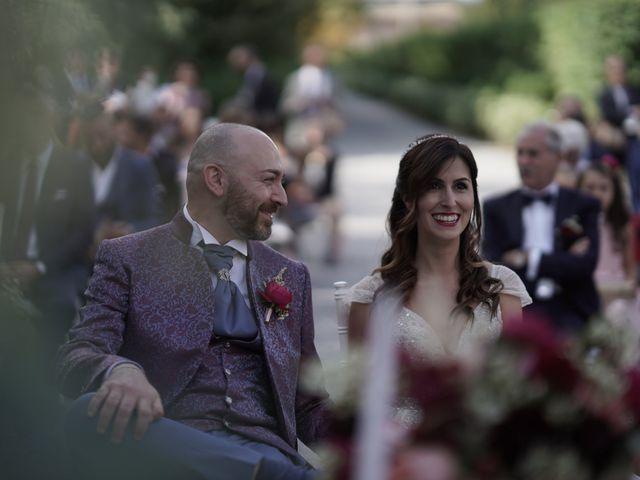 Il matrimonio di Andrea e Valentina a Filago, Bergamo 77
