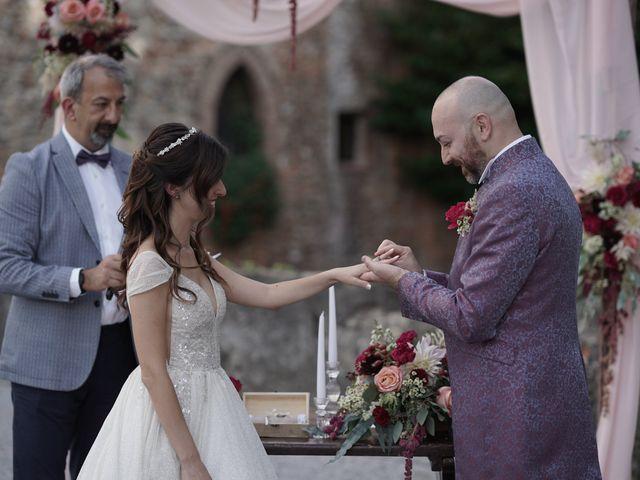 Il matrimonio di Andrea e Valentina a Filago, Bergamo 81