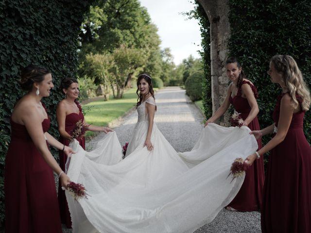 Il matrimonio di Andrea e Valentina a Filago, Bergamo 91