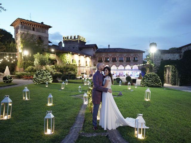 Il matrimonio di Andrea e Valentina a Filago, Bergamo 107