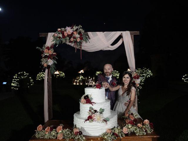 Il matrimonio di Andrea e Valentina a Filago, Bergamo 115