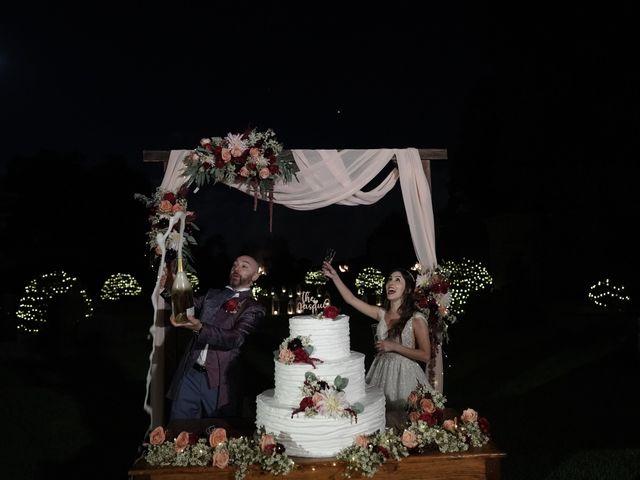 Il matrimonio di Andrea e Valentina a Filago, Bergamo 117