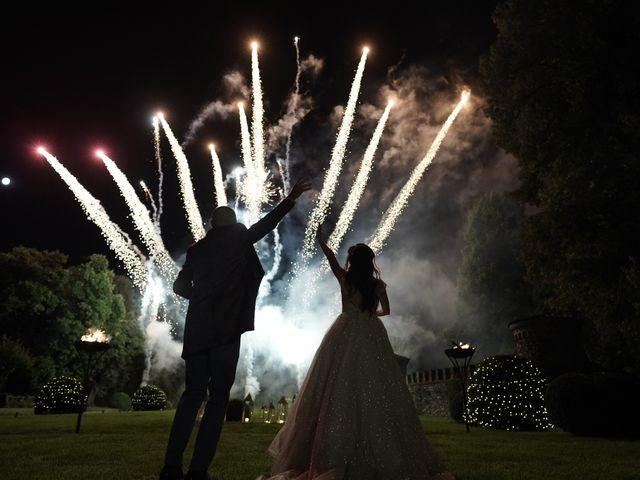Il matrimonio di Andrea e Valentina a Filago, Bergamo 119