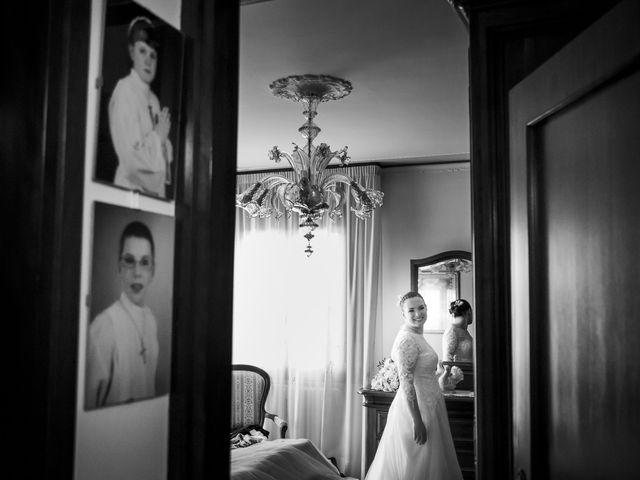 Il matrimonio di Marco e Carla a Camposampiero, Padova 14