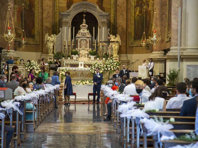 Il matrimonio di Marco e Carla a Camposampiero, Padova 20