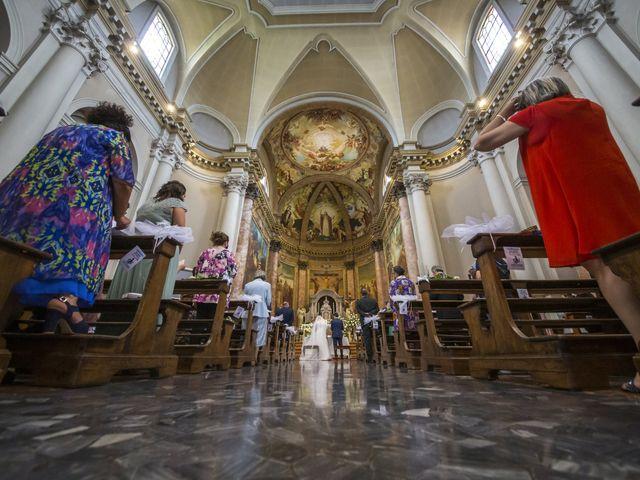 Il matrimonio di Marco e Carla a Camposampiero, Padova 22