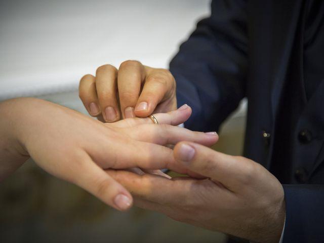 Il matrimonio di Marco e Carla a Camposampiero, Padova 27