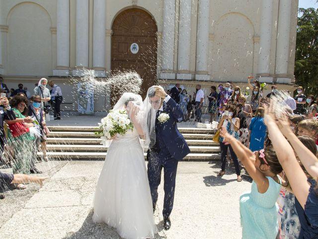 Il matrimonio di Marco e Carla a Camposampiero, Padova 31