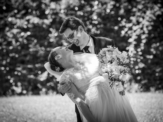 Le nozze di Carla e Marco