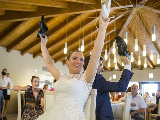 Il matrimonio di Marco e Carla a Camposampiero, Padova 36
