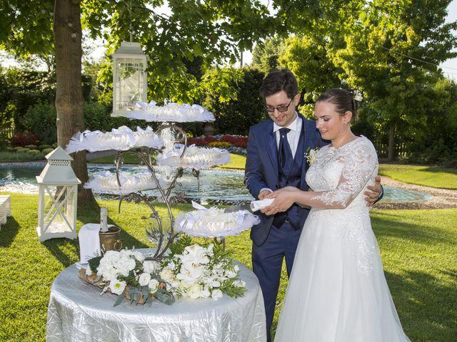 Il matrimonio di Marco e Carla a Camposampiero, Padova 37